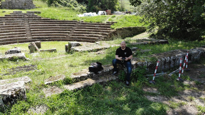 Tusculum roomalainen teatteri